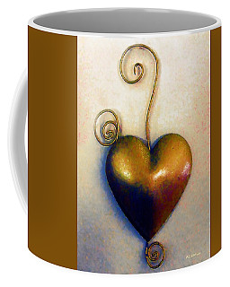 Heartswirls Coffee Mug