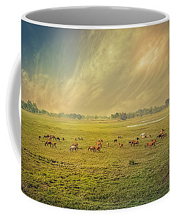 Heat N Dust - Indian Countryside Coffee Mug