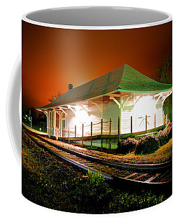 Heath Springs Depot Coffee Mug