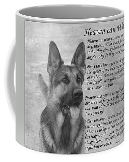 Heaven Can Wait Coffee Mug
