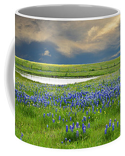 Heavenly Blues Coffee Mug