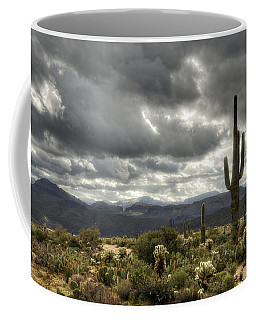 Heavenly Desert Skies  Coffee Mug