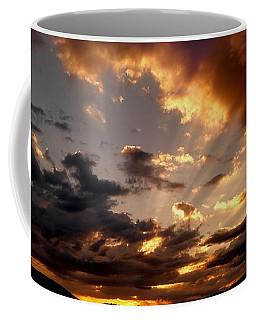 Heavenly Rapture Coffee Mug by Mike Breau