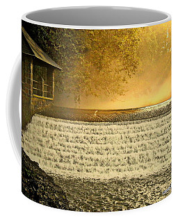 Heaven's Rays Coffee Mug