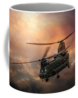 Coffee Mug featuring the photograph Heavy Metal by Chris Lord