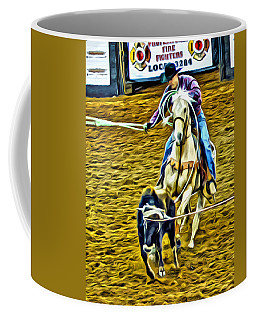 Heeling Coffee Mug by Alice Gipson