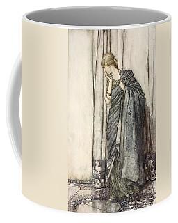 Helena, Illustration From Midsummer Coffee Mug