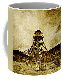 Helena-montana-fire Tower Coffee Mug