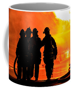 Hell Is For Hero's Coffee Mug by Sennie Pierson