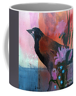 Hello Crow Coffee Mug