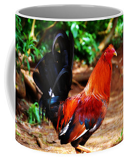 Hello Rooster Coffee Mug