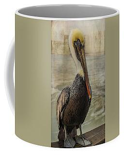 Hello Coffee Mug by Steven Reed