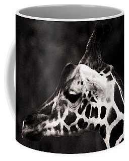 Coffee Mug featuring the photograph Hello Up There by Doc Braham