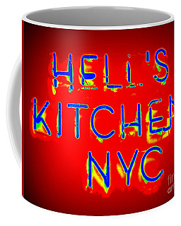 Hell's Kitchen Nyc Coffee Mug