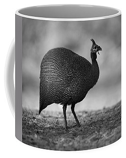 Helmeted Guineafowl Coffee Mug