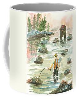 Help Is On The Way Coffee Mug