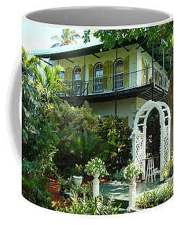 Hemingway House Coffee Mug by Kay Gilley