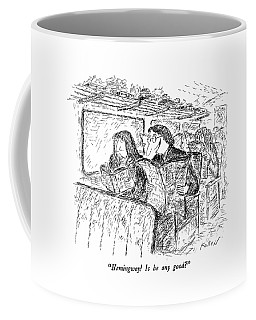 Hemingway!  Is He Any Good? Coffee Mug