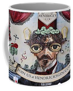 Hendrick's Gin Coffee Mug