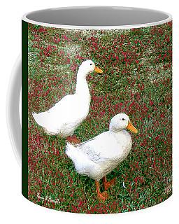 Henry And Henrietta Coffee Mug