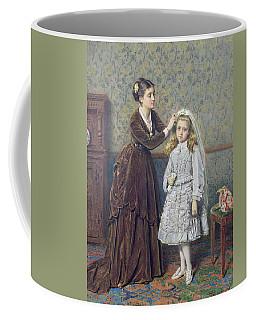 Her First Communion Coffee Mug