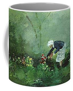 Her Flowers Coffee Mug