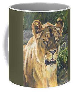 Her - Lioness Coffee Mug