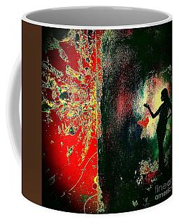 Her Power To Create Coffee Mug by Jacqueline McReynolds