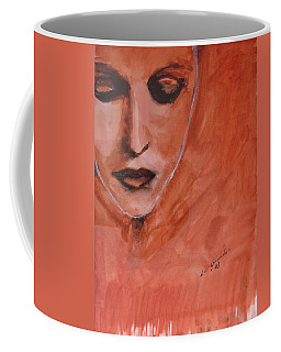 Looking To Her Soul Coffee Mug