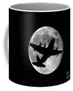 Hercules Moon Coffee Mug
