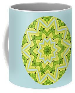 Here Birdie Birdie Mandala Coffee Mug