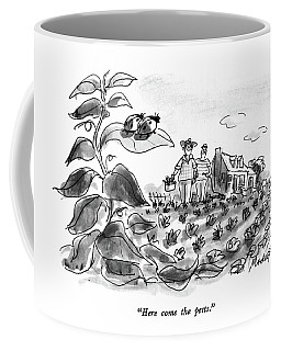 Here Come The Pests Coffee Mug