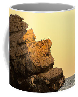 Here Comes The Sun Coffee Mug by Terry Garvin
