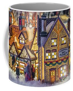 Here We Come A Caroling Coffee Mug