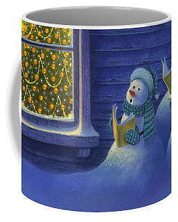 Here We Come A Caroling Coffee Mug