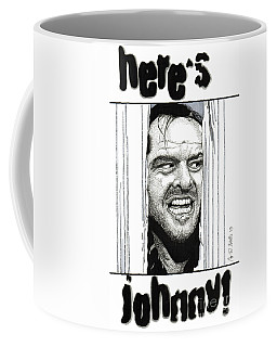 Here's Johnny Coffee Mug