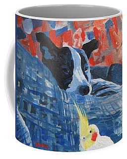 Heres Looking At You Pal Coffee Mug