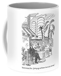 Here's The Deal Coffee Mug
