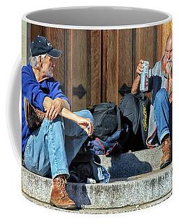 Here's To Your Health Coffee Mug