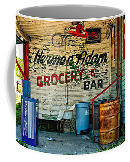 Herman Had It All Coffee Mug