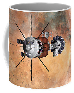 Hermes1 Realign Orbital Path Coffee Mug