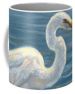 Heron Light Coffee Mug
