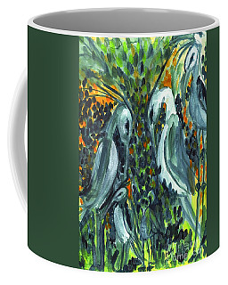 Herons Coffee Mug