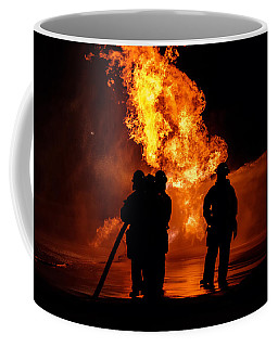 Hero's Coffee Mug by Sennie Pierson