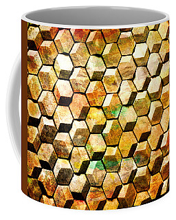 Hexacubes Coffee Mug