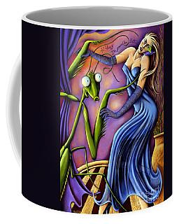 Hi Honey I'm Gonna Be Late Coffee Mug
