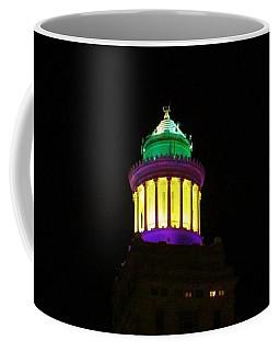 Hibernia Tower - Mardi Gras Coffee Mug