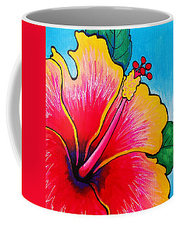 Hibiscus 01 Coffee Mug