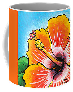 Hibiscus 04 Coffee Mug