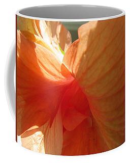 Hibiscus Butterfly Coffee Mug